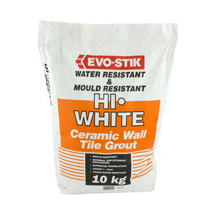 Evo-Stik Anti-Bac White Grout