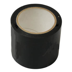 Silage Tape 75mm X 18M  Black Agri Tape