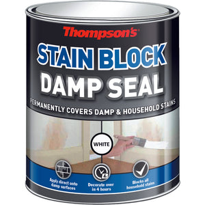Thompson's Stain Block Damp Seal 750ml
