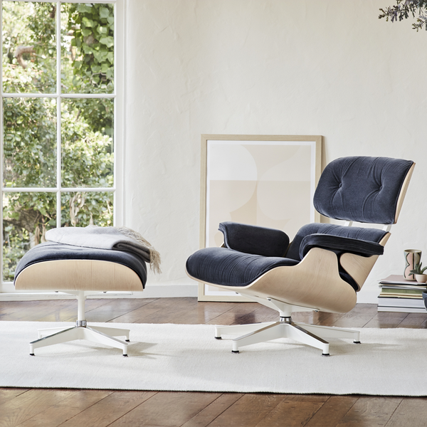 Eames Lounge Chair & Ottoman Collection - Designdistrict
