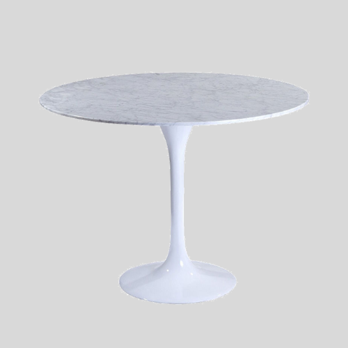 Mid Century Modern Saarinen Tulip Dining Table by Eero Saarinen
