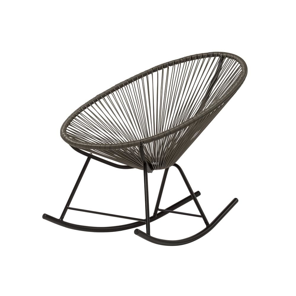 Acapulco Rocking Chair, Grey