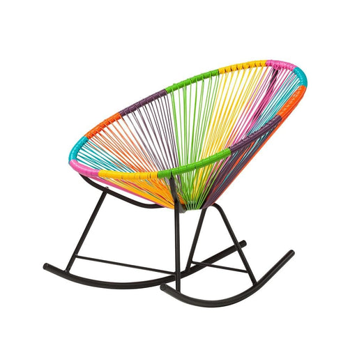Acapulco Rocking Chair, Multi Color