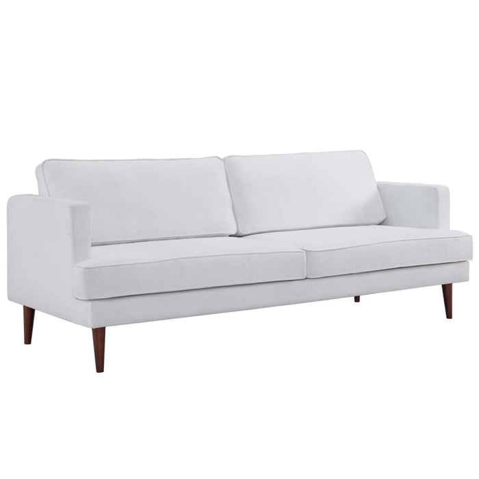 AGILE UPHOLSTERED FABRIC SOFA