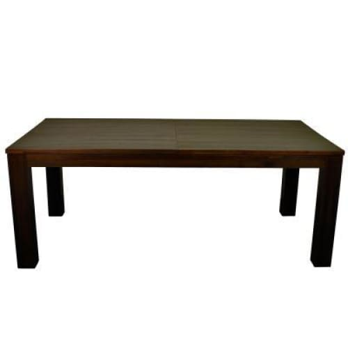 Bedford Butterfly Dining Table-Coco Glaze