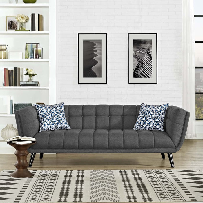 BESTOW UPHOLSTERED FABRIC SOFA