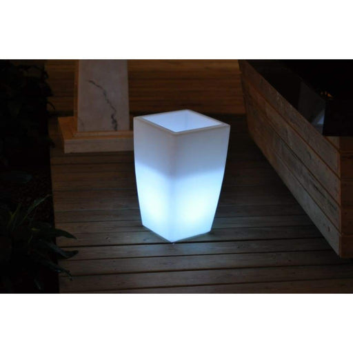 Bevy LED Outdoor Planter