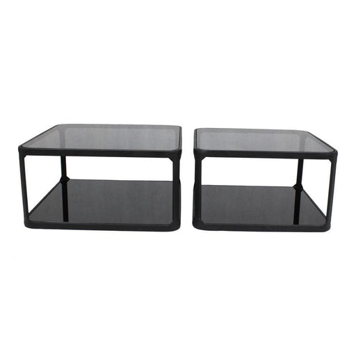 BRANCO COCKTAIL TABLE SET OF TWO