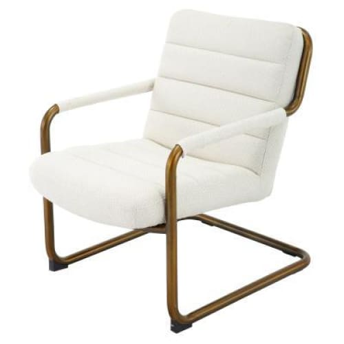 Burke Accent Chair Cardiff Cream