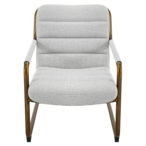 Burke Accent Chair Cardiff Gray