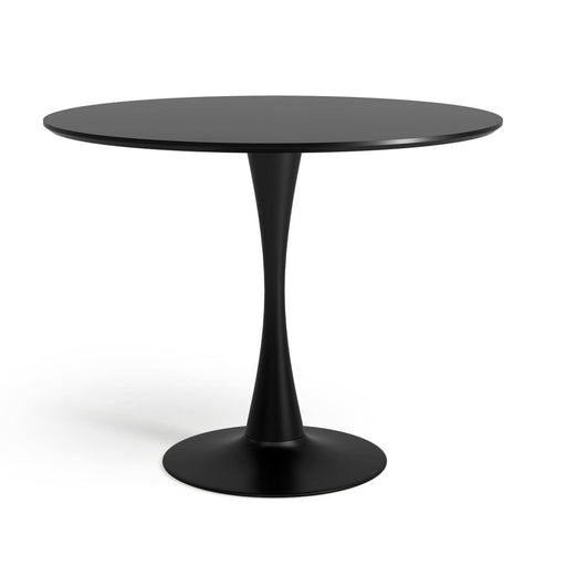 Camille Table 36 Black