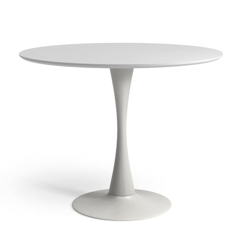 Camille Table 36 White