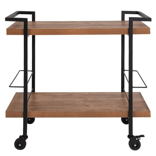 Castlewood Rustic Bar Cart