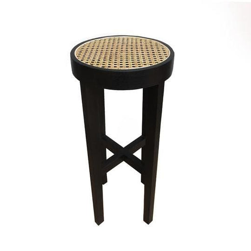Chandigarh Bar Stool Black