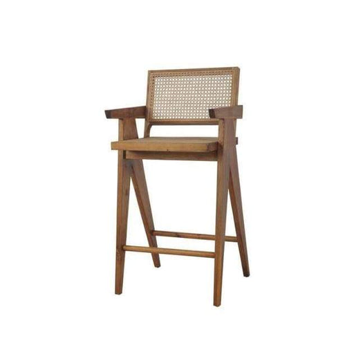 Chandigarh Bar Stool With Arms and Back