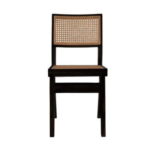 Chandigarh Side Chair Black