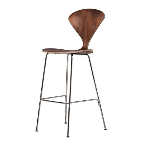 Cherner Counter Stool With Metal Legs