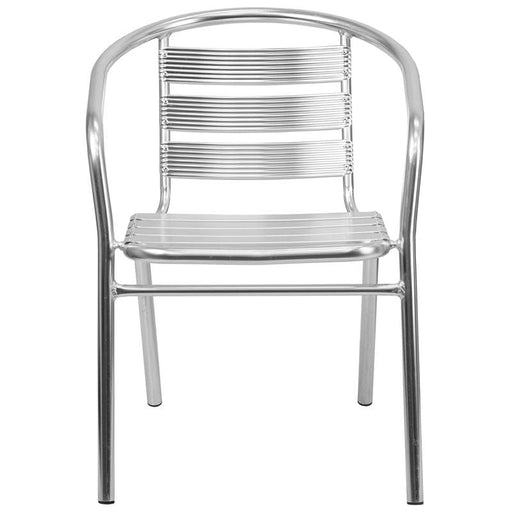 Cisco Aluminum Triple Slat Outdoor Chair