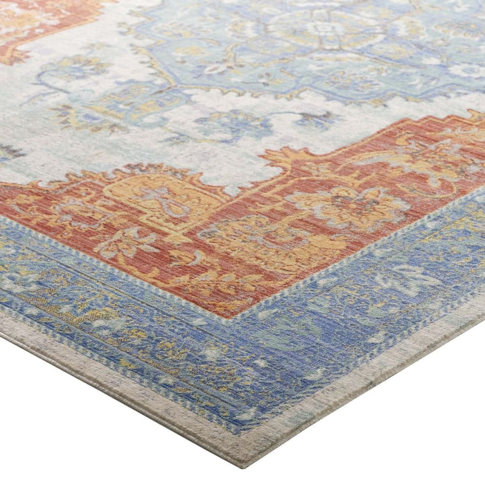 CITLALI DISTRESSED SOUTHWESTERN AZTEC 8X10 AREA RUG