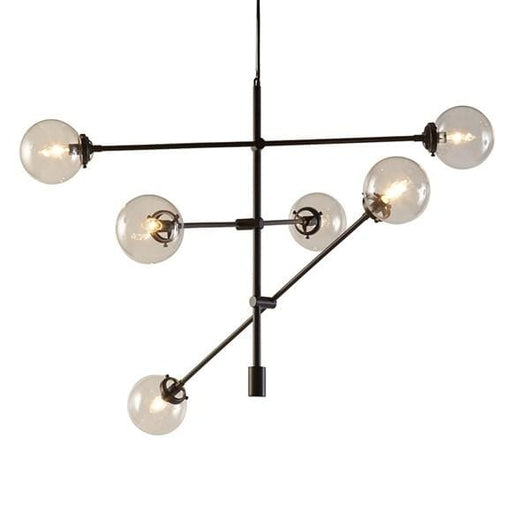 Clebo Modern Ceiling Light Antique Bronze