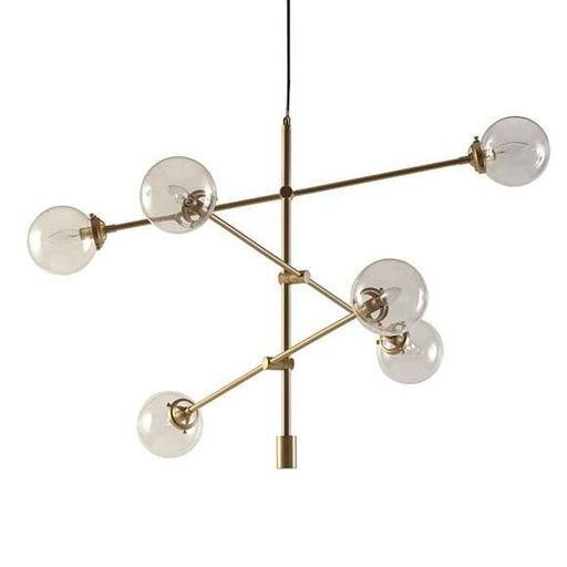Clebo Modern Ceiling Light Gold
