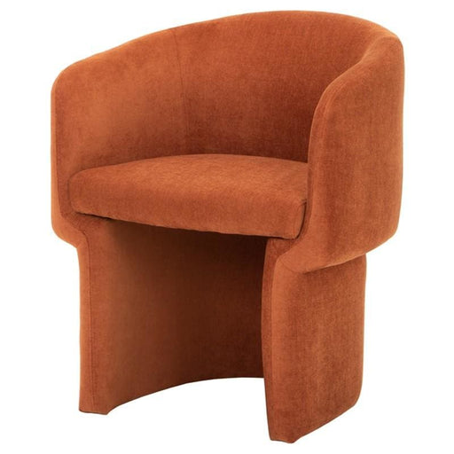 Clementine Dining Chair Terra Cotta
