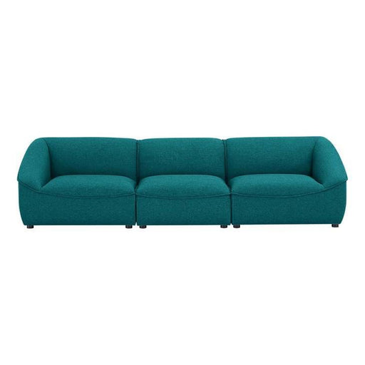 Command 3-Piece Sofa Teal