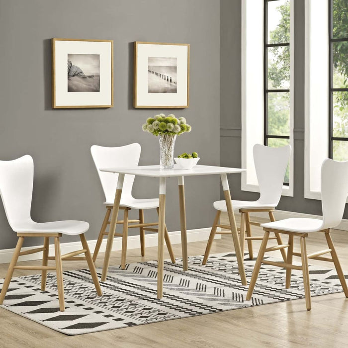 CONTINUUM 28 SQUARE DINING TABLE