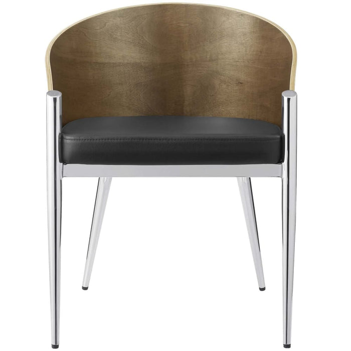 COOPER DINING WOOD ARMCHAIR