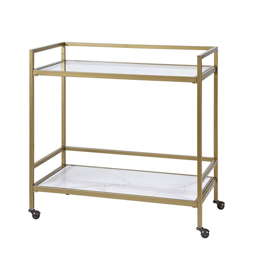 Deja Two Tier Bar Cart