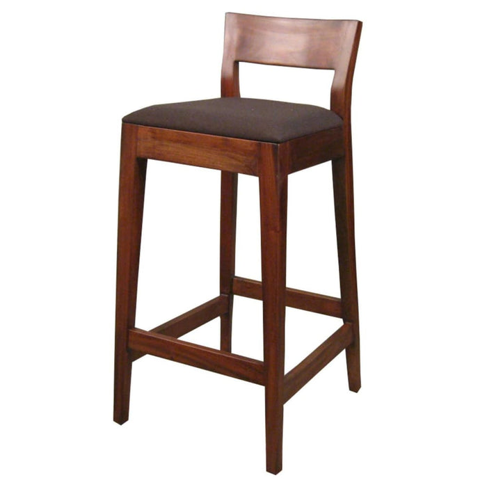 Dolores Counter Stool-Brown