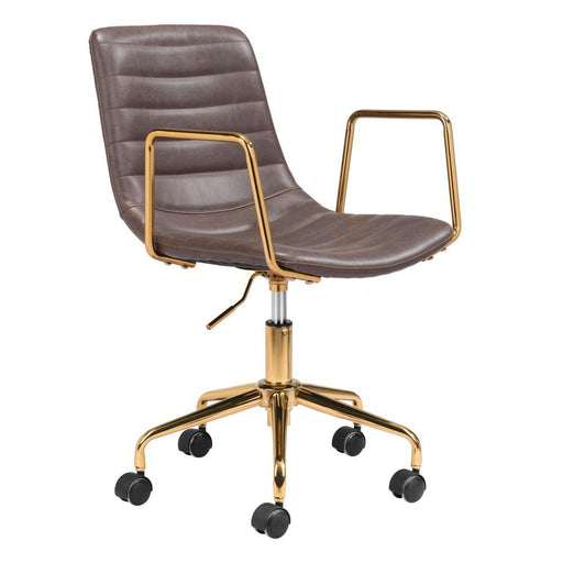 Ericson Office Chair Brown