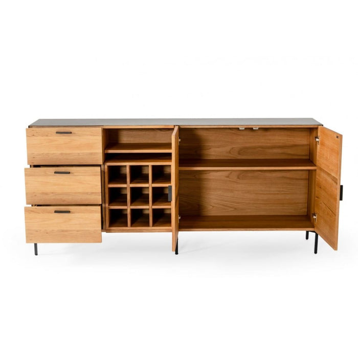 Fagan Rustic Oak Sideboard Buffet