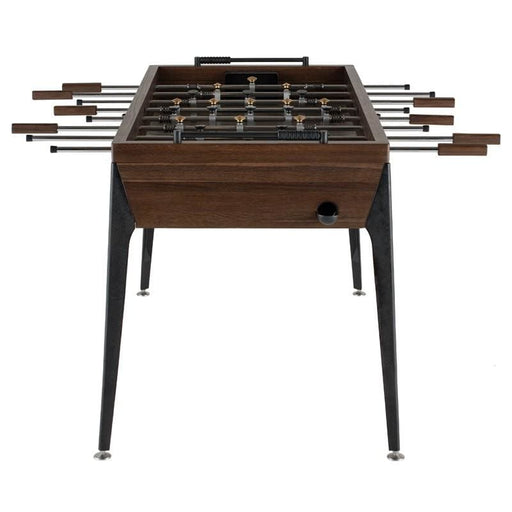 Fooseball Game Table Smoked