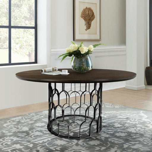 Gabby Round Dining Table Wood