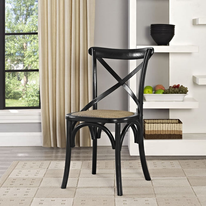 GEAR DINING SIDE CHAIR