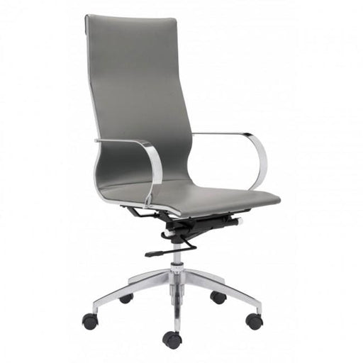 Glide Office Chair Gray