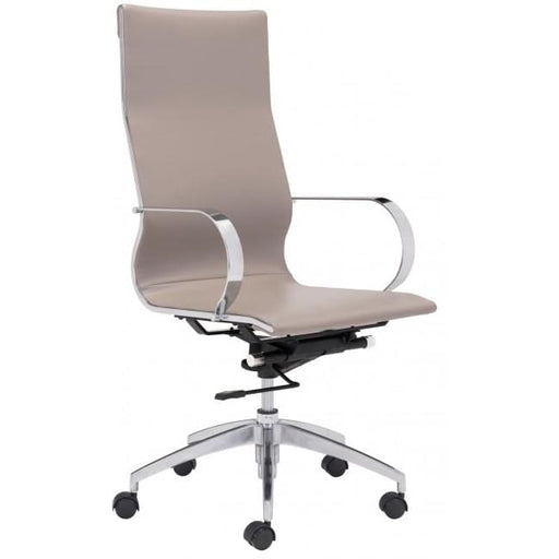 Glide Office Chair Taupe