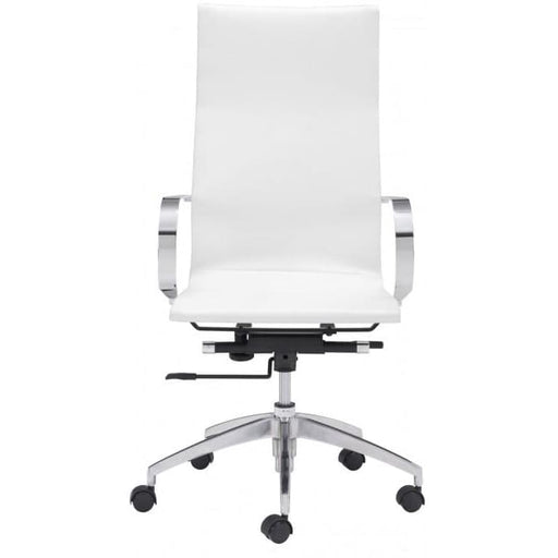 Glide Office Chair White