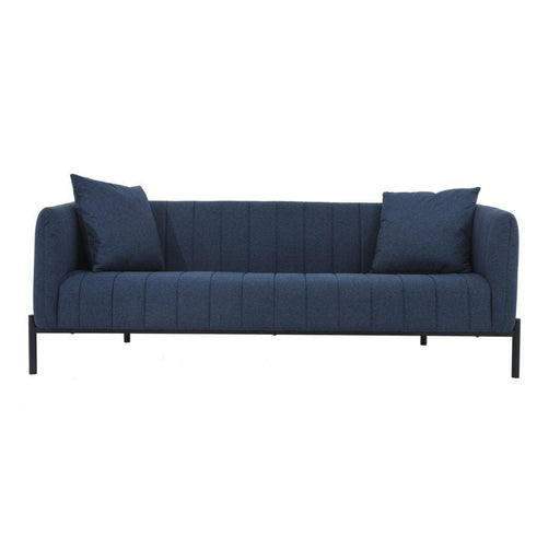Jaxon Sofa Dark Blue