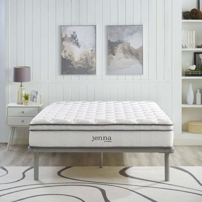 JENNA 10 QUEEN INNERSPRING MATTRESS