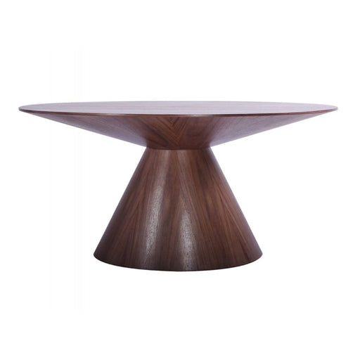 Kima Dining Table Walnut Round