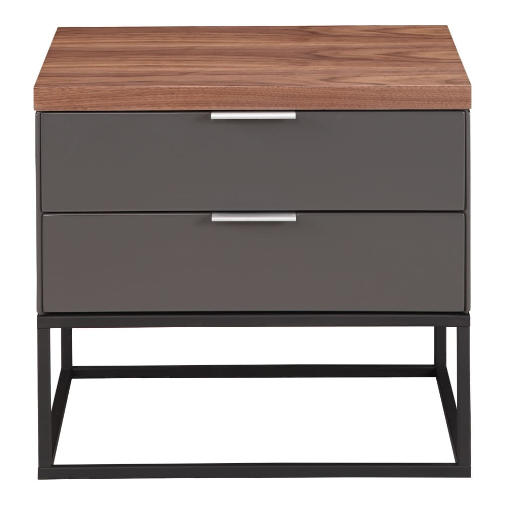 LEROY SIDE TABLE WITH DRAWERS