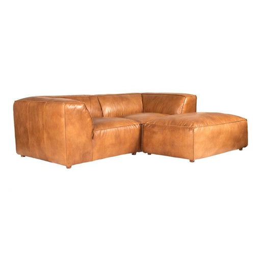 LUXE NOOK MODULAR SECTIONAL TAN