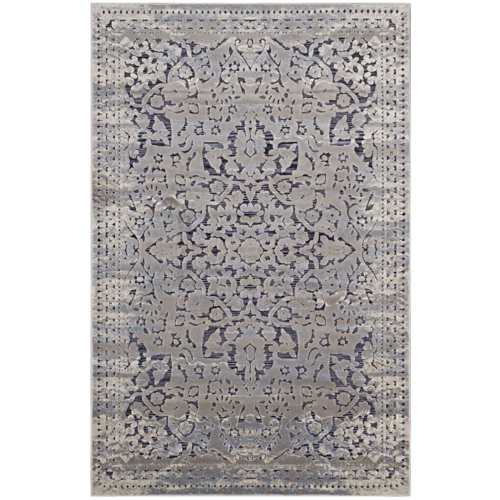 MARGARIDA DISTRESSED VINTAGE TURKISH 8X10 AREA RUG