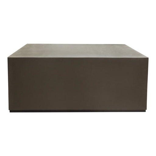 Montage Square Faux Cement Coffee Table