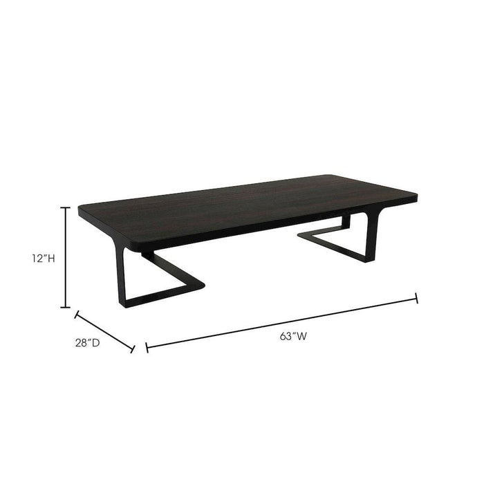 NALLY COFFEE TABLE