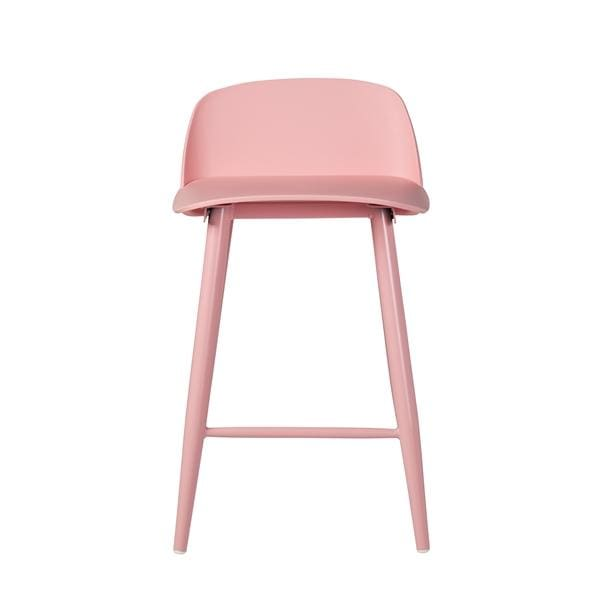 Nerd Counter Stool Pink