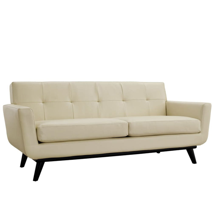 Nixon BONDED LEATHER LOVESEAT