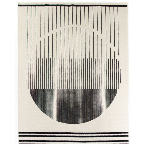 Pie Rohe Modern Graphic Rug 5x8